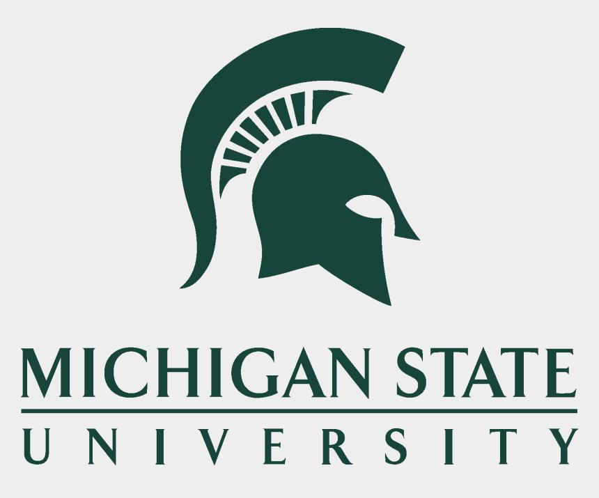 michigan state university logo clipart, Cartoons - Msu Michigan State University Arm&emblem - Logo Michigan State University