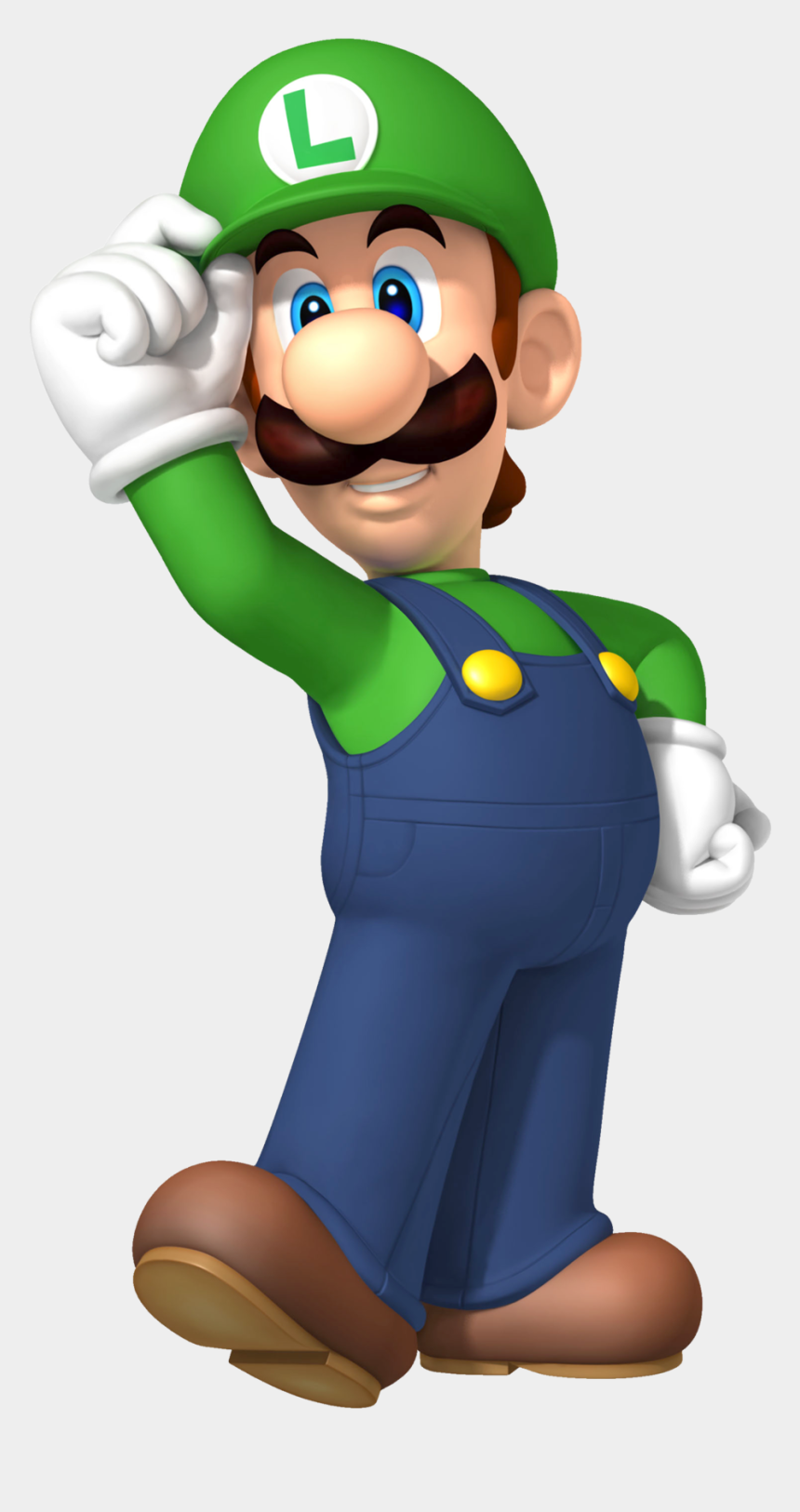 One Of The Most Popular Second Bananas In Gaming Luigi Super