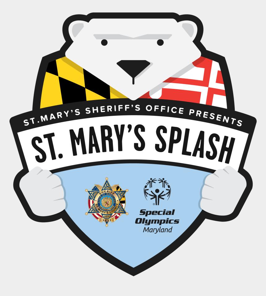 special olympics clipart free, Cartoons - Mary's Splash - Deep Creek Dunk 2019
