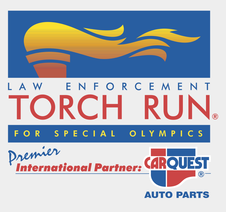 special olympics clipart free, Cartoons - Torch Run For Special Olympics Logo Png Transparent - Law Enforcement Torch Run