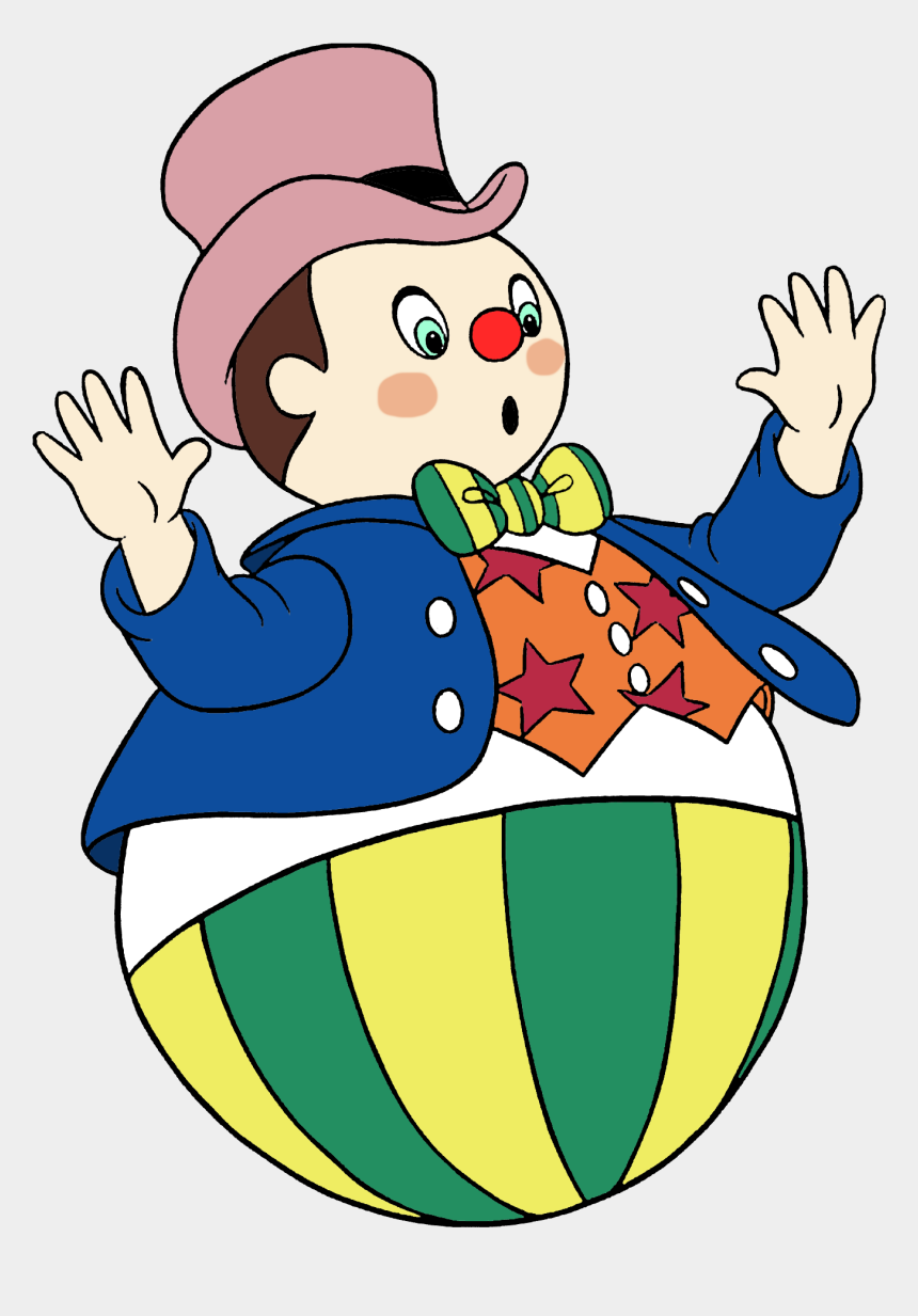 roly poly clipart, Cartoons - Noddy Mr Wobbly Man