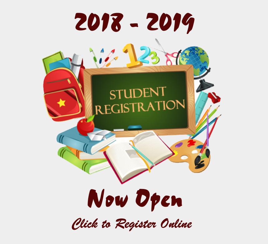 school registration clipart, Cartoons - South Conway County School - Elementary School Student Registration