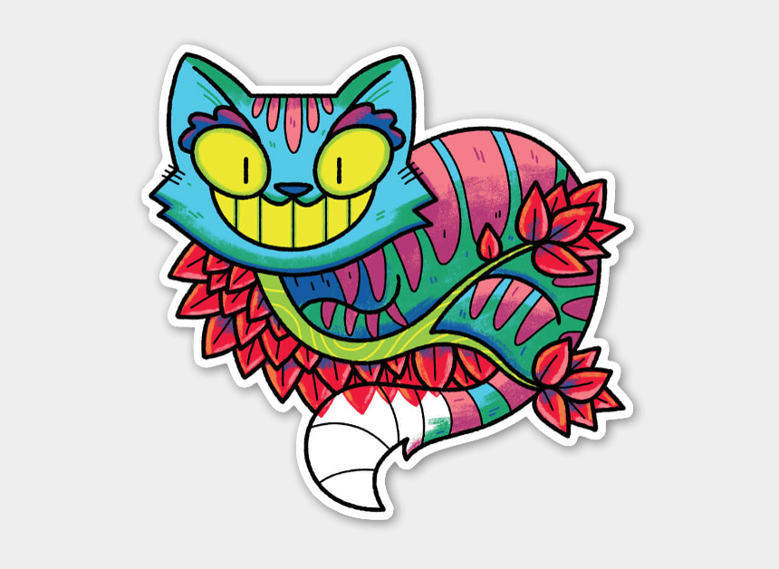 cheshire cat smile clipart, Cartoons - Cheshire Cat