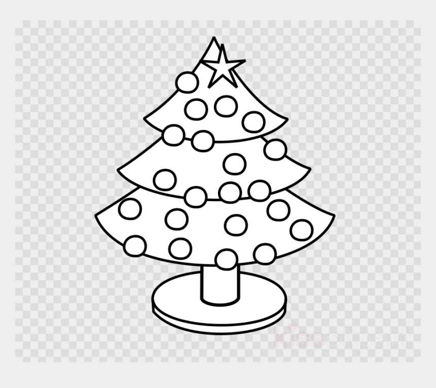 book tree clipart, Cartoons - Christmas Tree Coloring Clipart Coloring Book Christmas - Christmas Tree Coloring