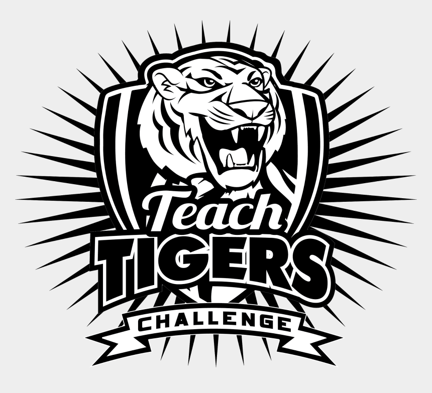 jamba juice clipart, Cartoons - This Year's Tiger Challenge Will Be On October 6th - Illustration