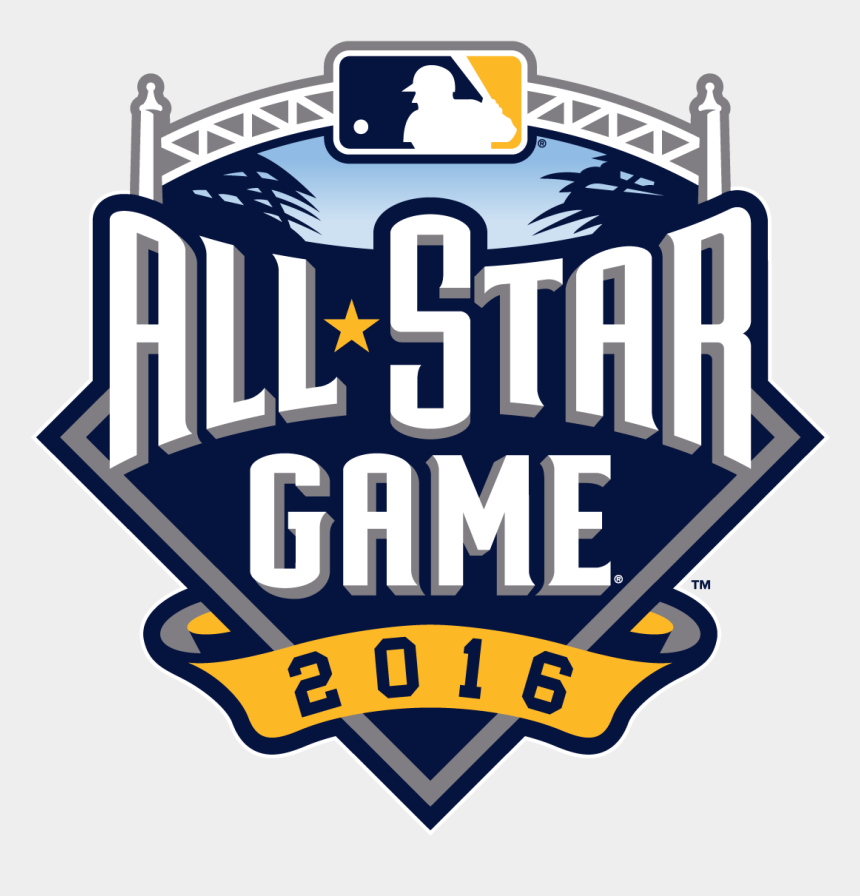 softball sliding clipart, Cartoons - Mlb All Star Weekend Complete All Star Coverage From - 2016 Major League Baseball All-star Game