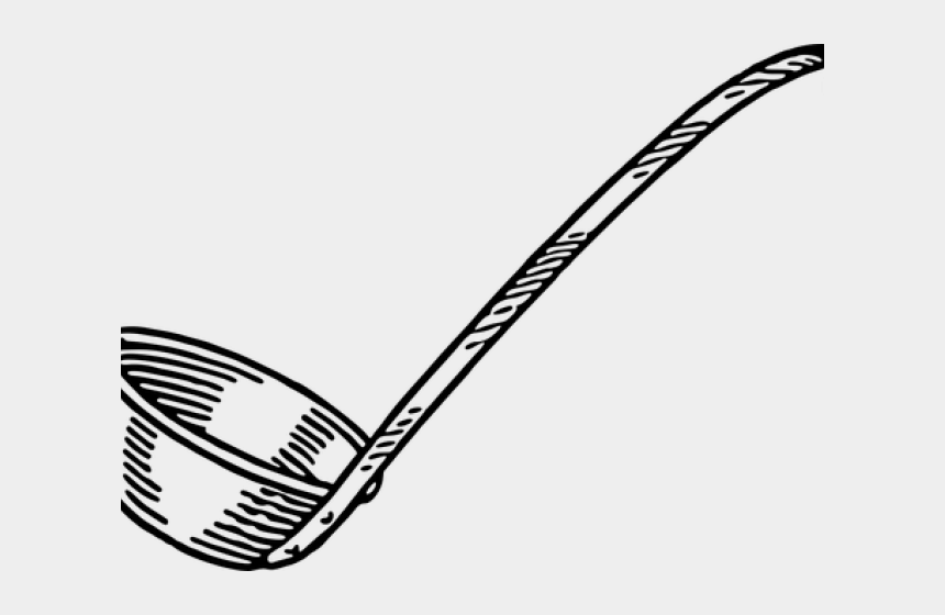 big dipper clipart, Cartoons - Dipper Clipart Spatula - Ladle Black And White Clipart