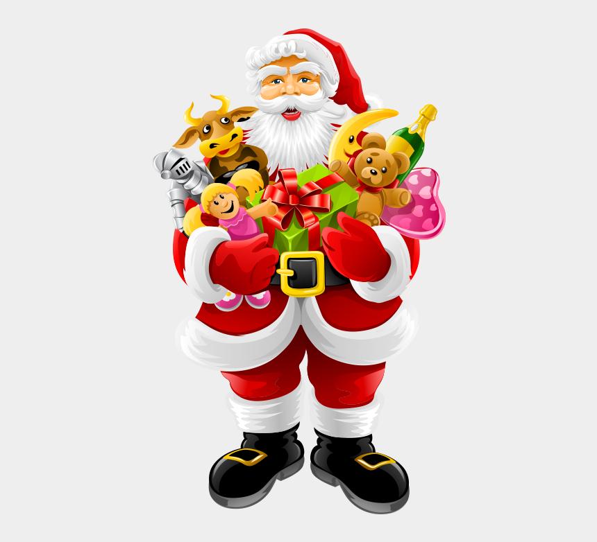 christmas gift exchange clipart, Cartoons - Noel Gifts, Gift Exchange, Christmas Text, Christmas - Santa Wishing Christmas