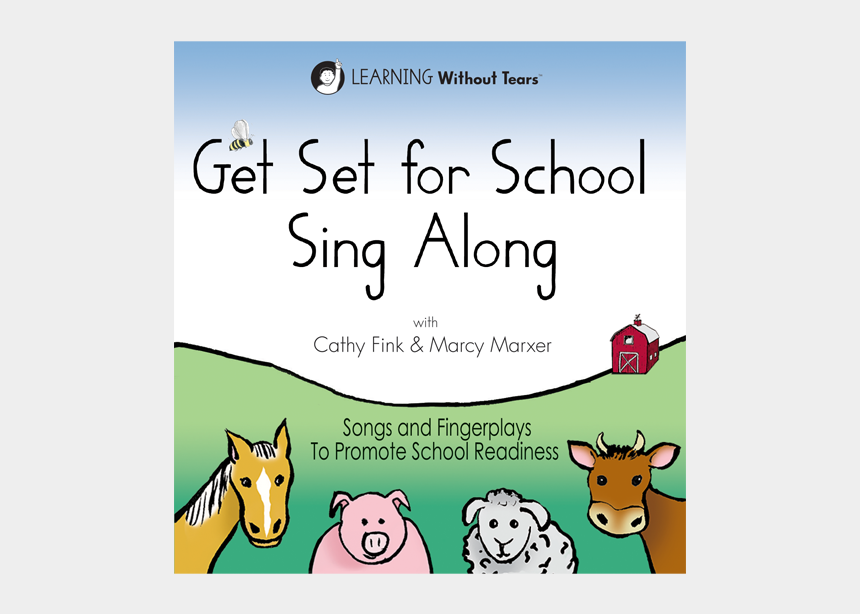 getting ready for school clipart, Cartoons - Get Set For School - Get Set For School Sing Along