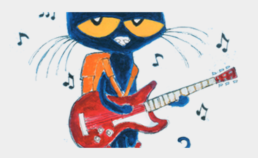 pete the cat shoes clipart, Cartoons - Let's Talk About Pete The Cat - Pete The Cat Rocking In My School Shoes Clipart