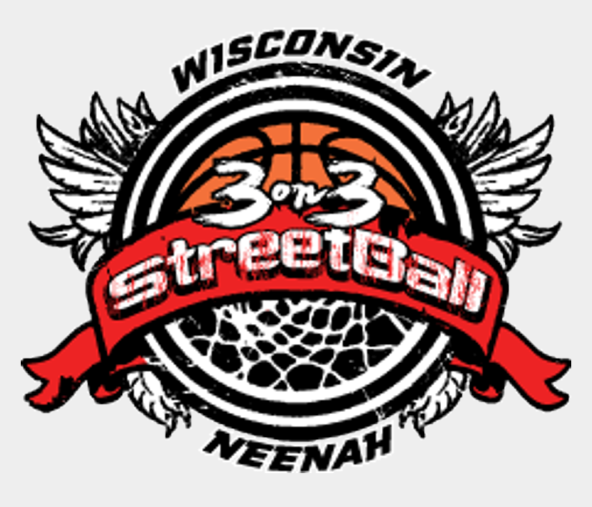 3 on 3 basketball clipart, Cartoons - 2019 Wi Streetball 3 On 3 Neenah Information June 8-9, - Streetball