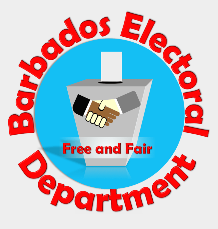 your vote counts clipart, Cartoons - Barbados Electoral And Boundaries Commission - Barbados Voting