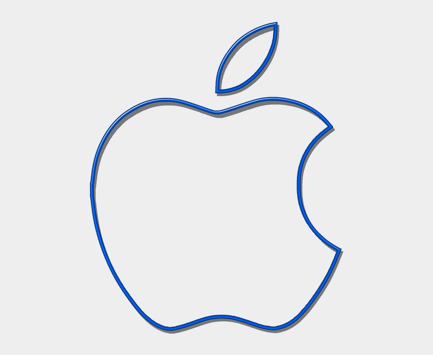 apple shape clipart, Cartoons - Apple, Blue, Silhouette, Shape, Shadow, Trademark Law - Apple Kontur