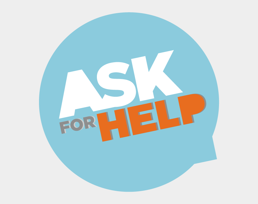 Askforhelp - Ask Others For Help, Cliparts & Cartoons - Jing.fm