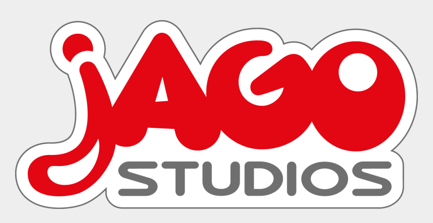 kids playing video games clipart, Cartoons - Jago Studios Is A Brand New Video Game Company Started - Jago Studios Logo