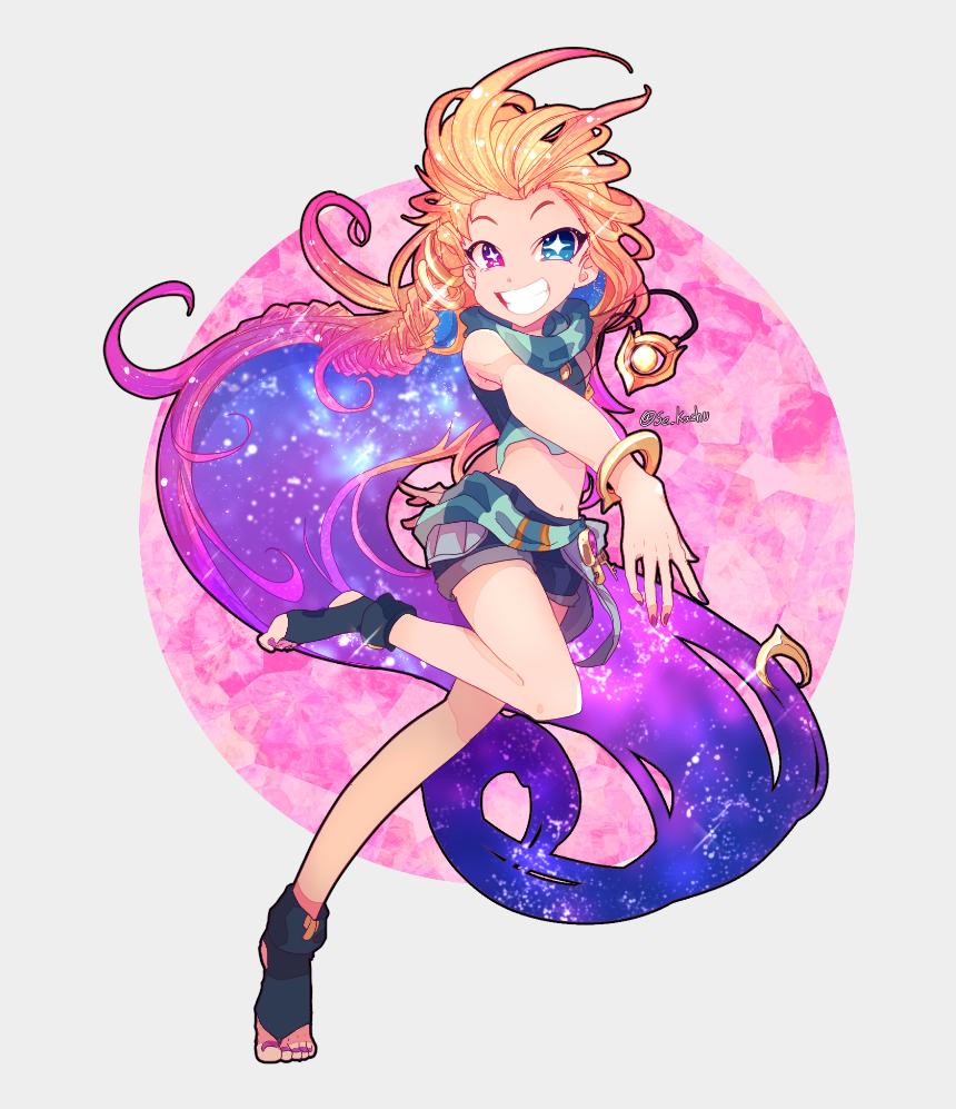 Zoe Sticker - Zoe League Of Legends ...