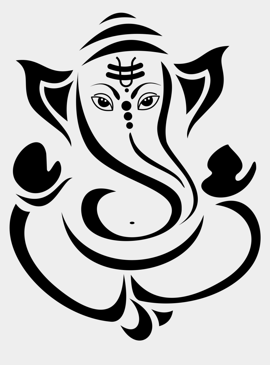 ganesha clipart, Cartoons - Transparent Ganesh Png Logo