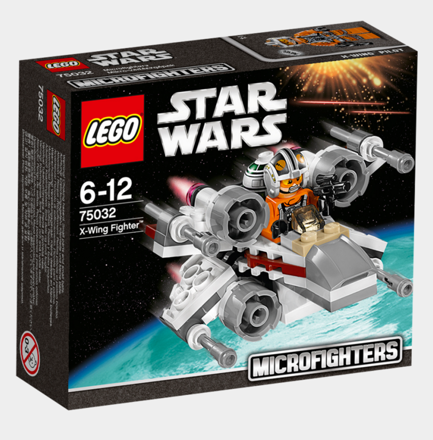 xwing clipart, Cartoons - Lego Microfighter X Wing - Lego Star Wars Microfighters Serie 1