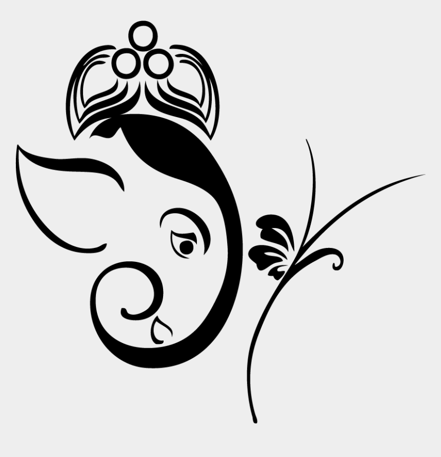 Ganpati Drawing Free Download On New Vitruvian Ganesh Ji Drawing Simple Cliparts Cartoons Jing Fm