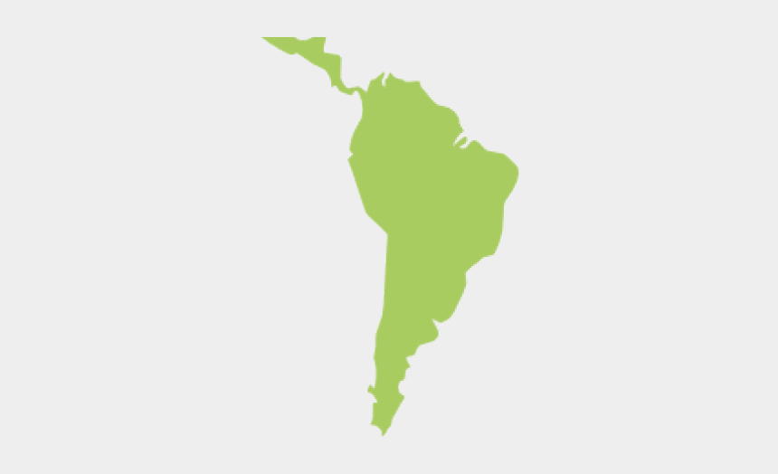 latin american clipart, Cartoons - South America Clipart North America - North And South America Map Png