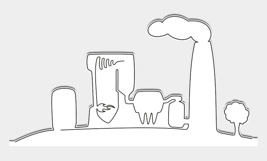 coal power plant clipart, Cartoons - We Look At The Whole Process And Try To Identify Parts