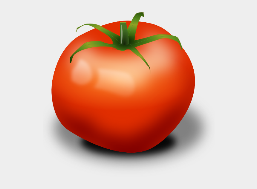tomatoe clipart, Cartoons - Tomato Clip Art - Tomato Clipart No Background
