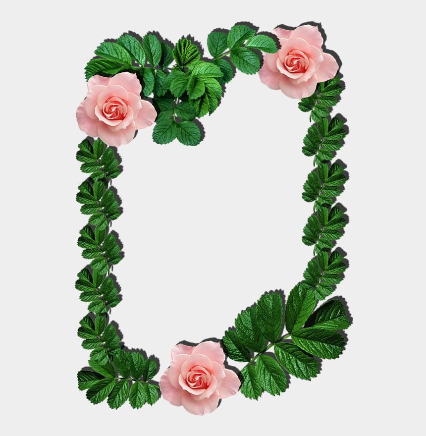 nana clipart, Cartoons - Letter Art, Floral Wreath, Messages, Clip Art, Frames, - Flower Frame Green Png