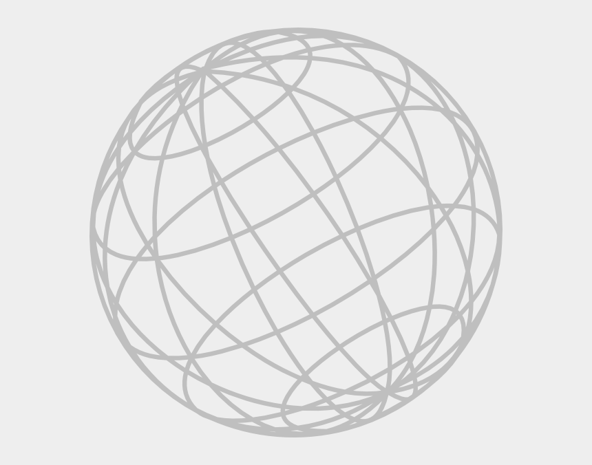 globe grid clipart, Cartoons - Wire Globe Clipart - Globe Vector Lines Png