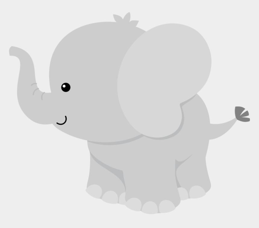 elefante clipart, Cartoons - Elefante Bebe Animado Png - Animales De La Selva Bebe