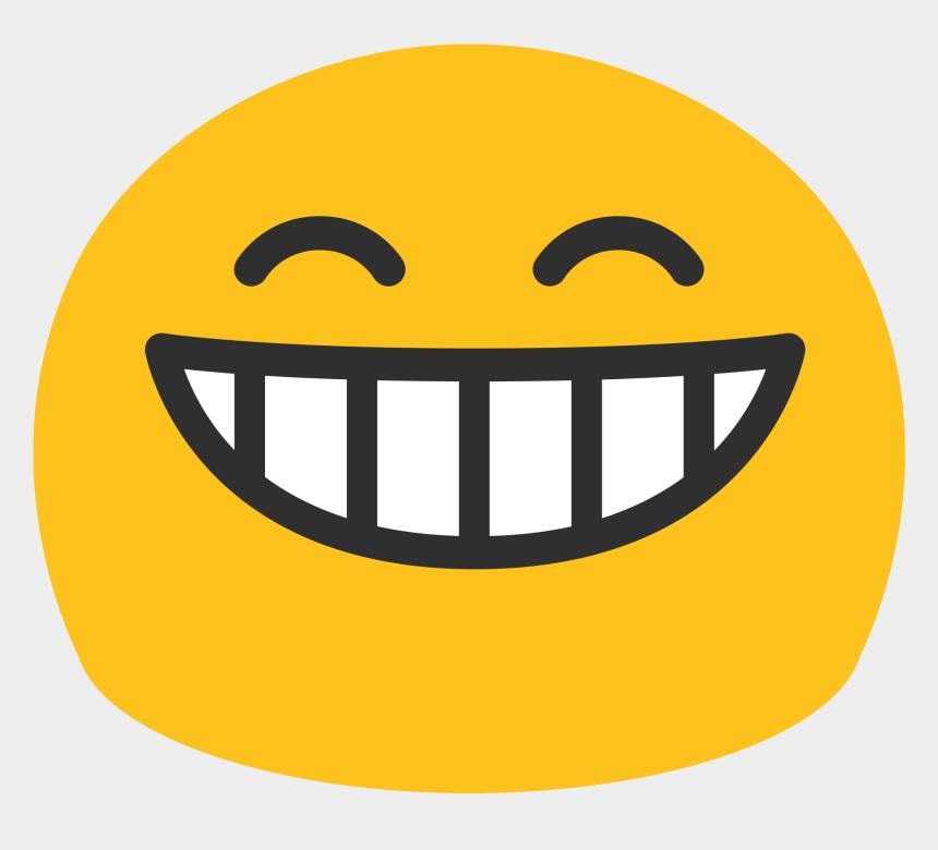 straight face clipart, Cartoons - Stickers Transparent Smiley Face - Google Smile Emoji