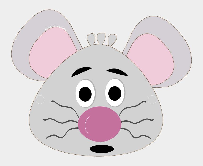 kids craft clipart, Cartoons - Mouse Mask - Cartoon
