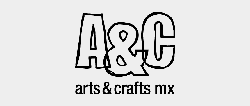 arts and crafts clipart black and white, Cartoons - Logo Arts U0026 Crafts Mexico - Arts & Crafts Logo Png