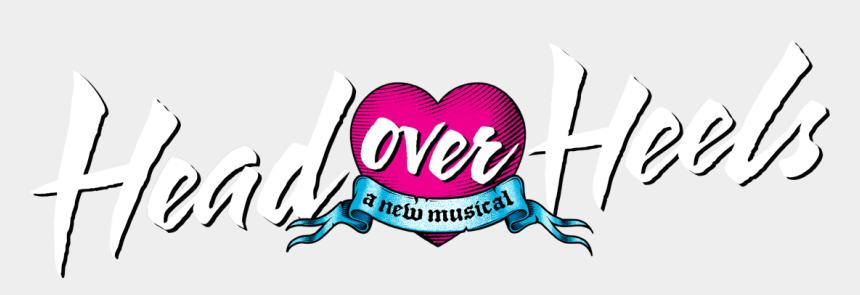 heart with cross inside clipart, Cartoons - Head Over Heels Logo - Heart