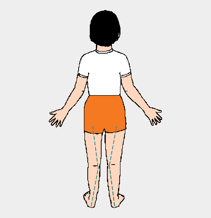 """kids walking feet clipart, Cartoons - """"over Pronation"""" Means That, As Your Child Walks They - Illustration"""