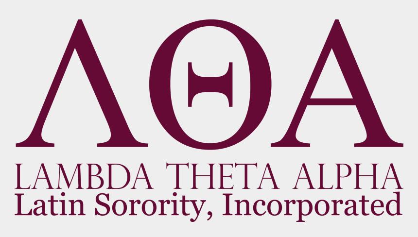 alpha omega clipart, Cartoons - Lambda Theta Alpha - Lambda Theta Alpha Latin Sorority Inc Logo