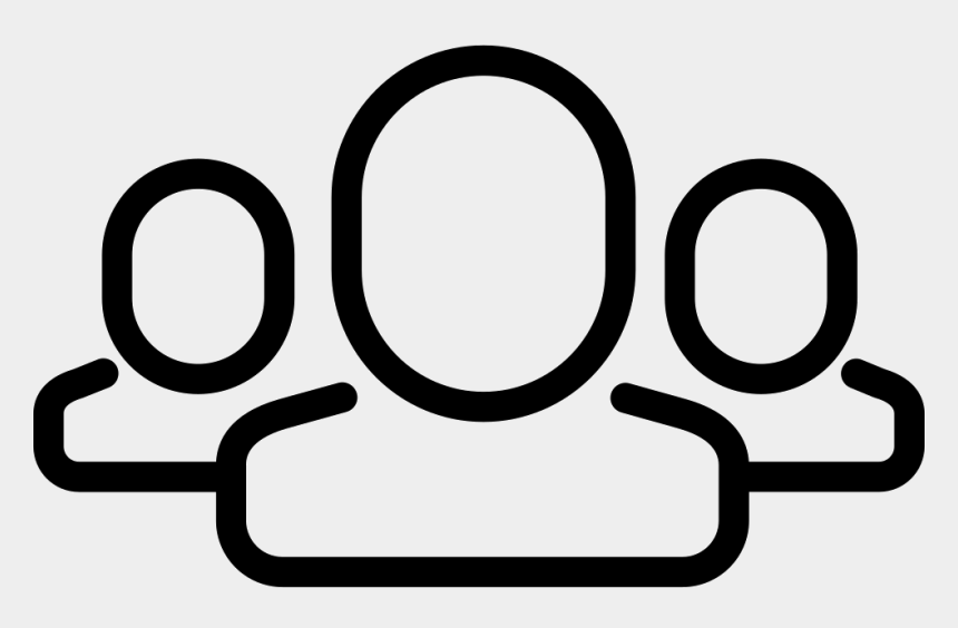three people talking clipart, Cartoons - Three People Logo Png , Png Download - Three People Icon Png