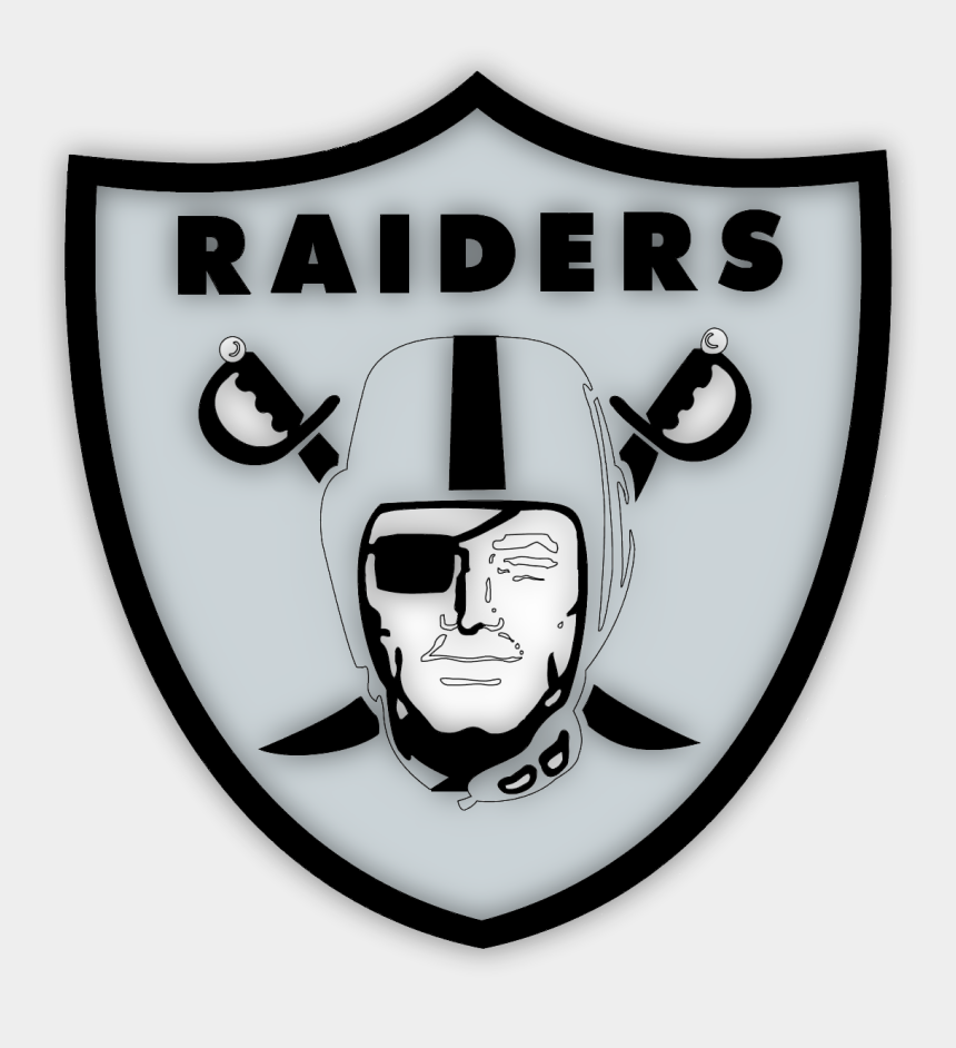 raider mascot clipart, Cartoons - Oakland Raiders Logo - Transparent Oakland Raider Logo