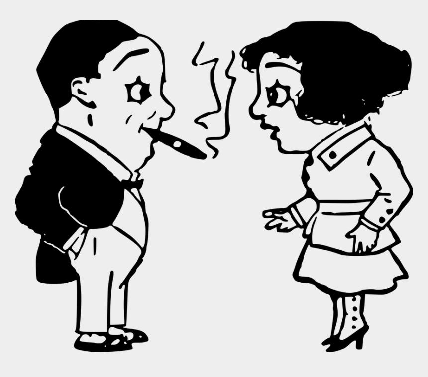 cigar clipart png, Cartoons - Cigar Clipart Man Smoking - Man And Woman Smoking Clipart