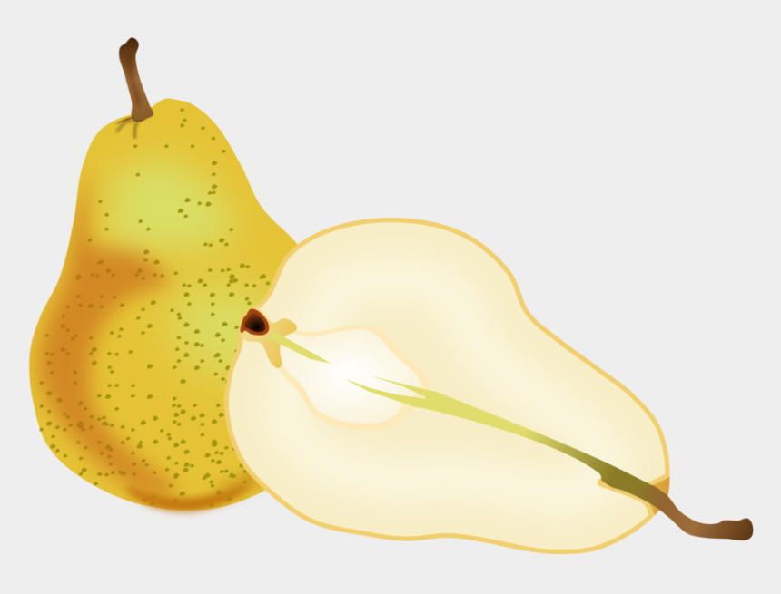 pear fruit clipart, Cartoons - Vegetarian Cuisine Asian Pear Download Chinese White - Fruit Clipart Pear
