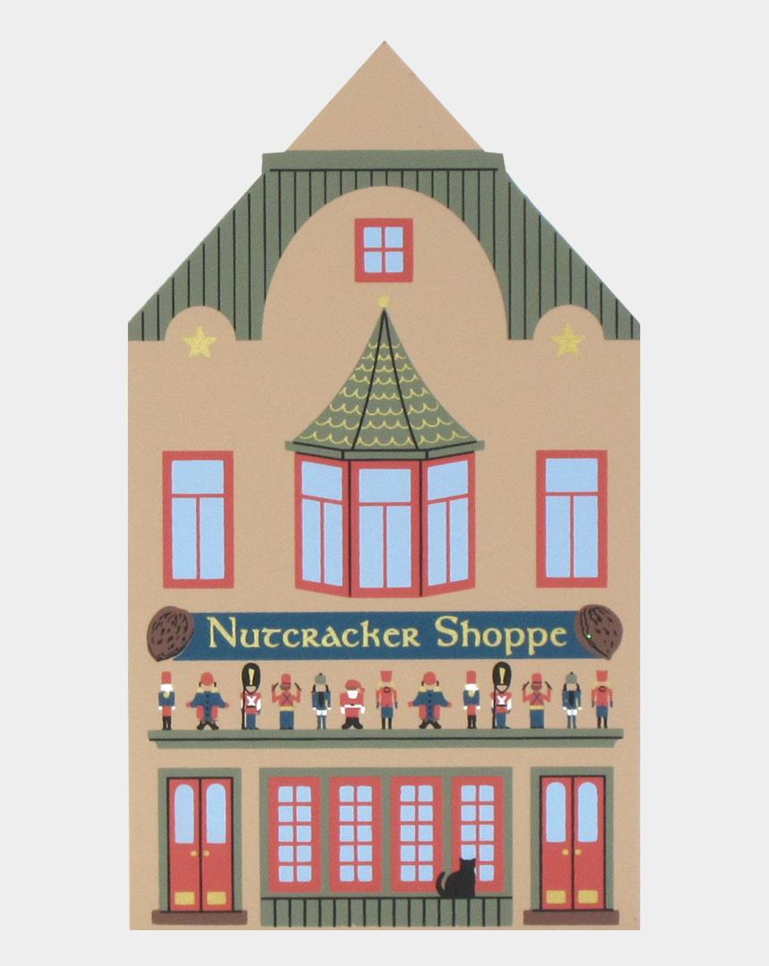 christmas nutcrackers clipart, Cartoons - House