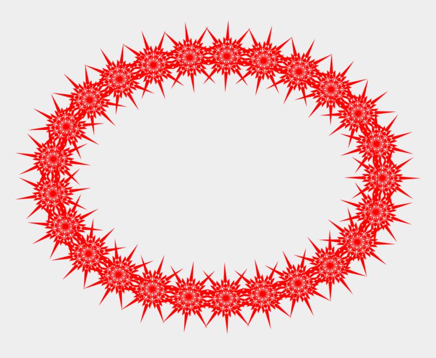 clipart label shapes, Cartoons - Border Free Stock Photo Illustration Of A Ⓒ - Circle