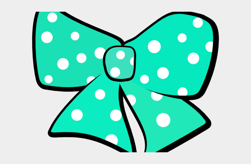 polka dot number 1 clipart, Cartoons - Bow Clipart Polka Dot - Green Polka Dot Bow Clipart