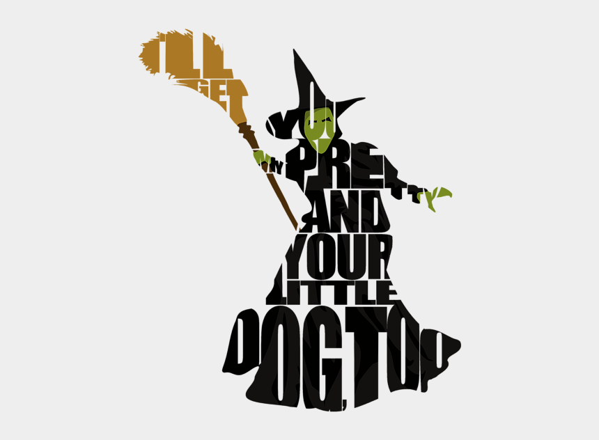 wicked witch of the west clipart, Cartoons - Wicked Witch Of The West - Wicked Witch Of The West Drawing