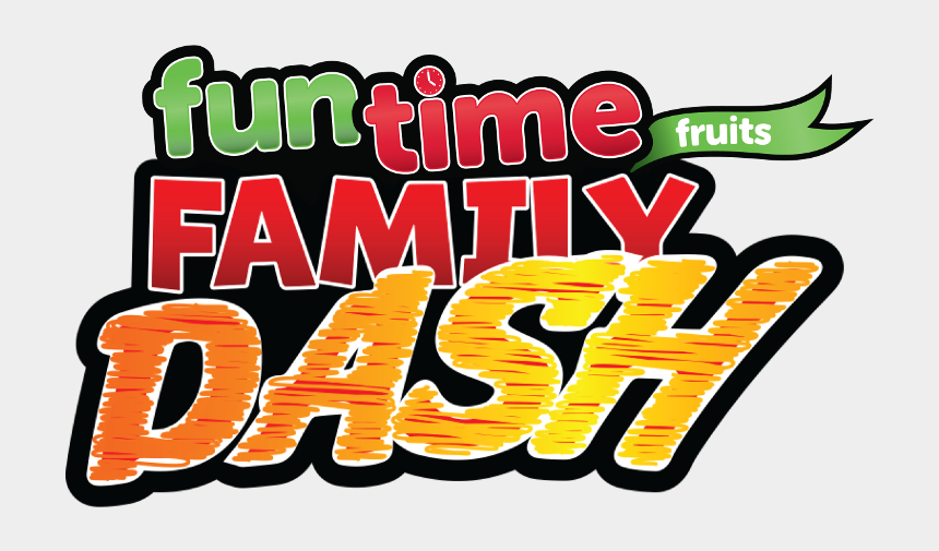 family having fun clipart, Cartoons - Join Us For The Fourth Edition Of The Funtime Fruits - Illustration