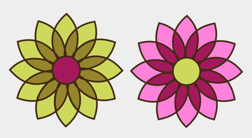 purple dog clipart, Cartoons - Dog Clipart Flower - Flower