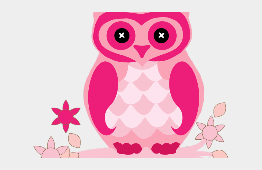 floral antler clipart, Cartoons - Floral Clipart Owl - Owl Tattoos For Kids