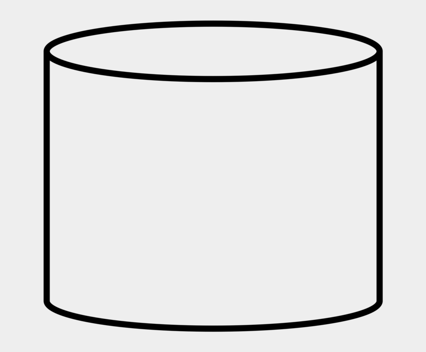 cylinder clipart black and white, Cartoons - Database Shape Computer Icons Information Download - Database Shape Png