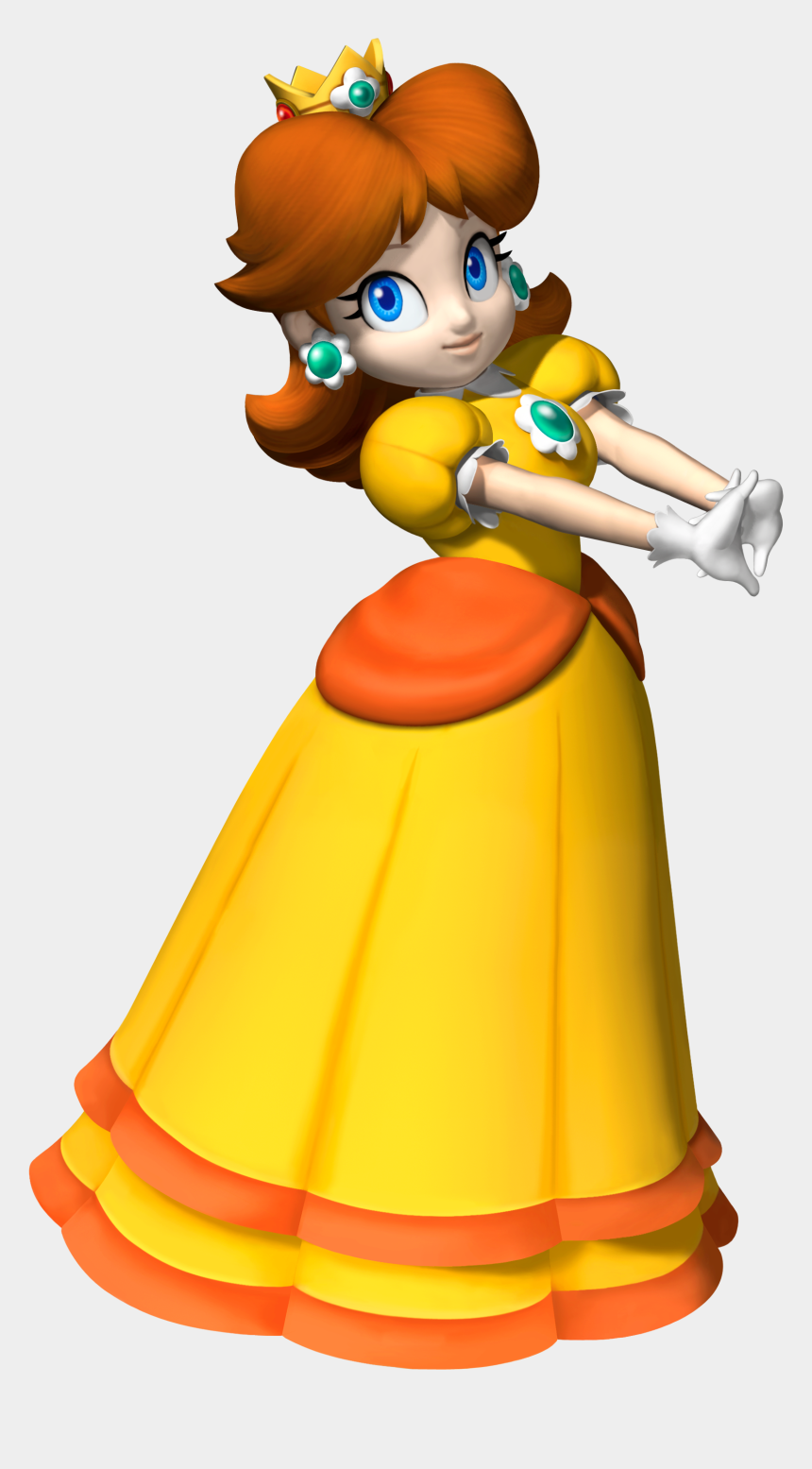 kidnapped clipart, Cartoons - I Always Thought Princess Daisy Was Prettier Than Peach - Princess Daisy