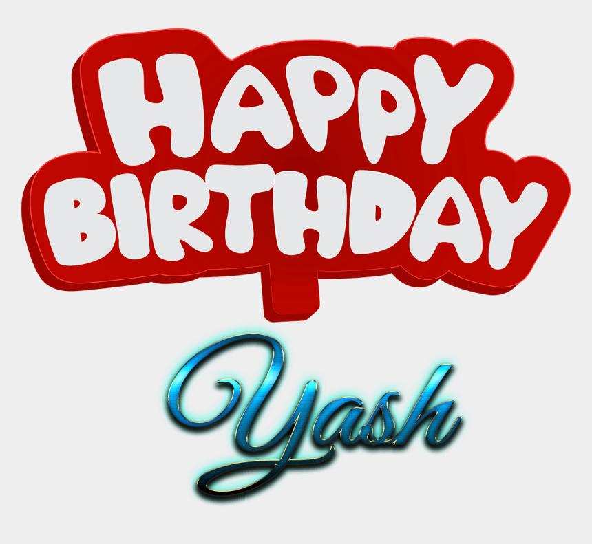 write name clipart, Cartoons - Yash Happy Birthday Name Logo - Happy Birthday Yash Name
