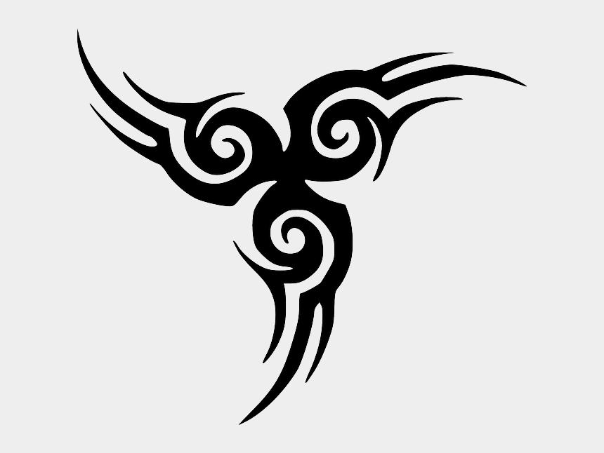 tattoo artist clipart, Cartoons - Tattoo-294387 - Tribal Tattoos Clip Art